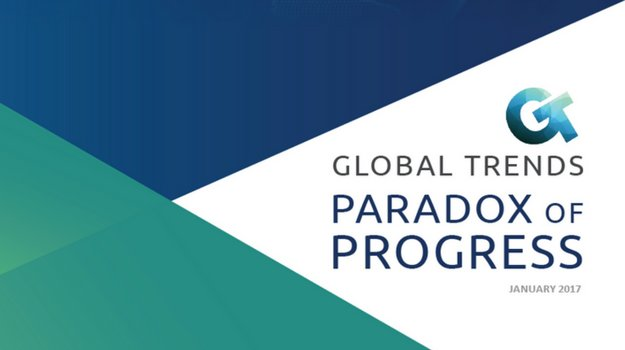 "Ecco il ""Global Trends 2035: Paradox of Progress"""
